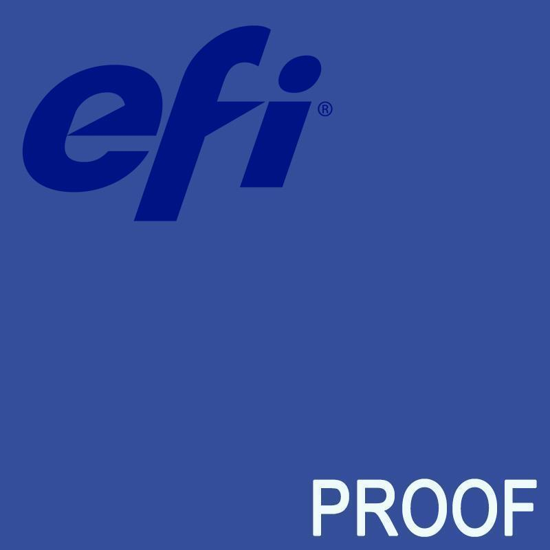 EFI Proof 8200OBA Semimatt, SUPER A4, 100 listov
