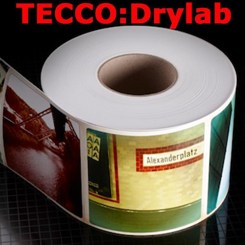 "Tecco:DryLab PL230 Luster, 4"" (102 mm) x 65,5 m, 4 role"