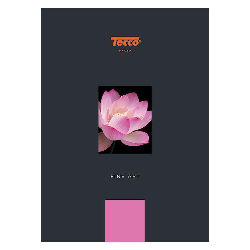 Tecco:Photo TFR300 textured FineArt Rag, 13 x 18, 50 listov