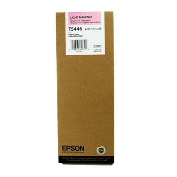 Epson črnilo T5446, 220 ml, light magenta
