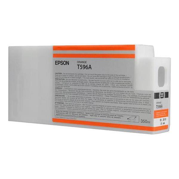 Epson črnilo T596A, 350 ml, orange