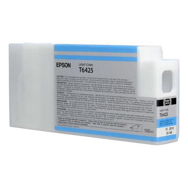 Epson črnilo T6425, 150 ml, light cyan