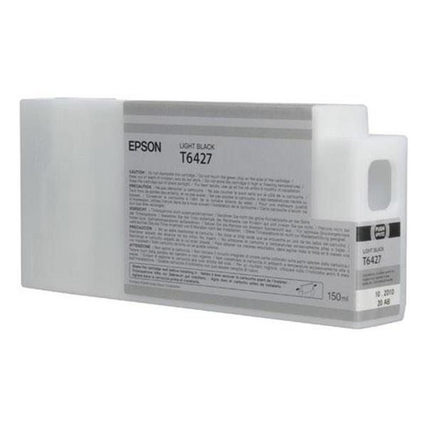 Epson črnilo T6427, 150 ml, light black