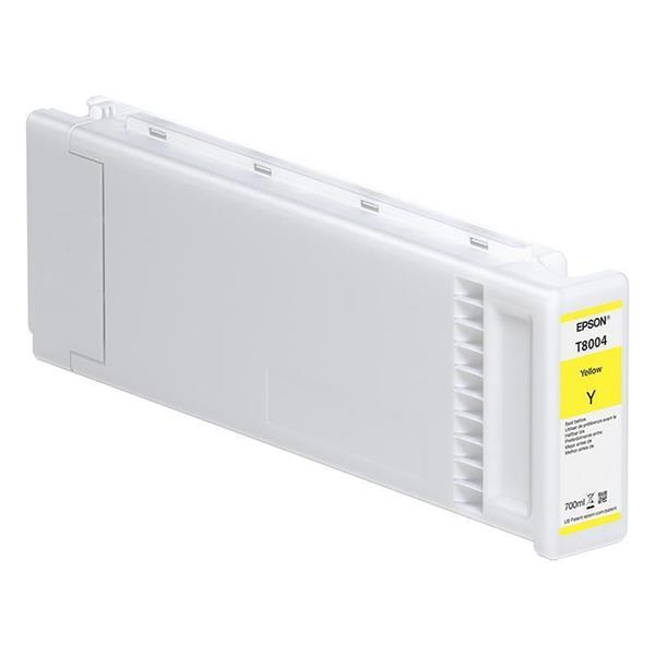 Epson črnilo T8004, 700 ml, yellow