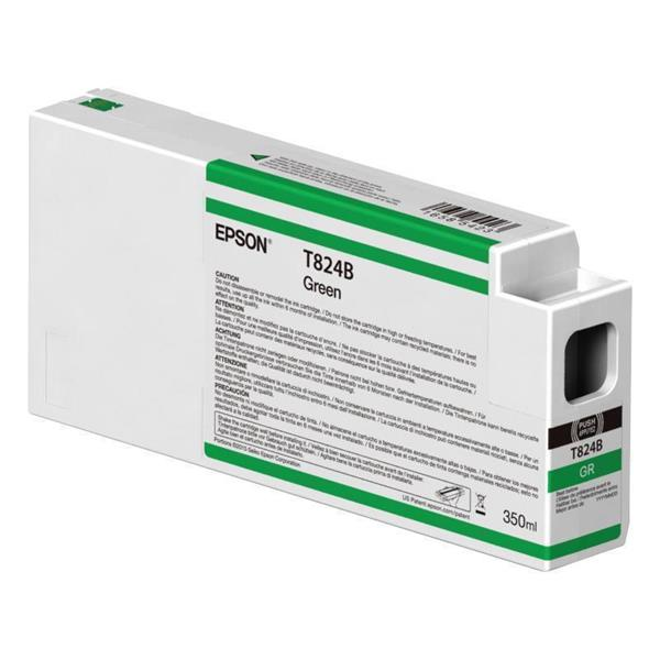 Epson črnilo T824B, 350 ml, green