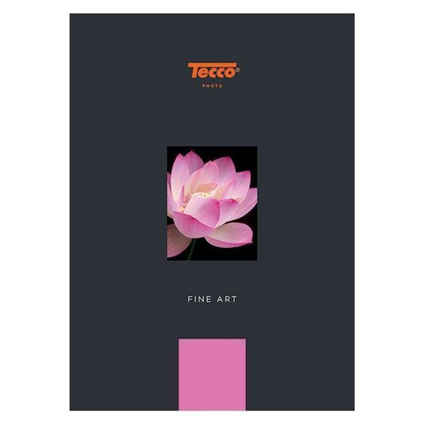 Tecco:Photo CNW340 Canvas Natural White Matt, A1, 10 listov