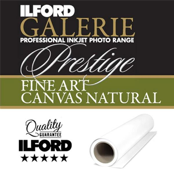 ILFORD GALERIE Prestige Canvas Natural, 43,2 cm x 12 m