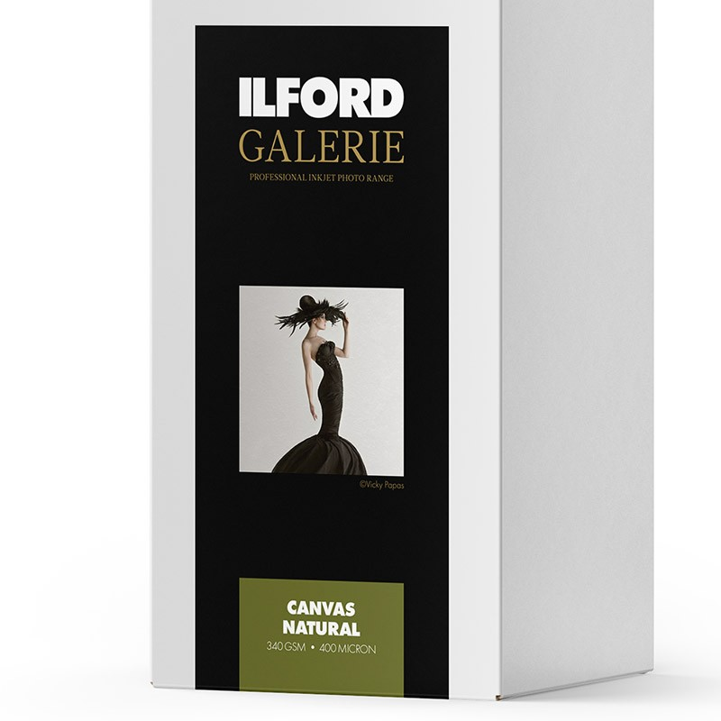 ILFORD GALERIE Prestige Canvas Natural, 61 cm x 12 m