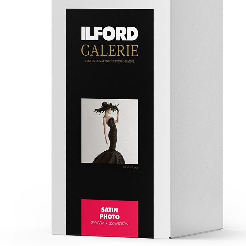 ILFORD GALERIE Prestige Satin Photo, 61 cm x 30,5 m