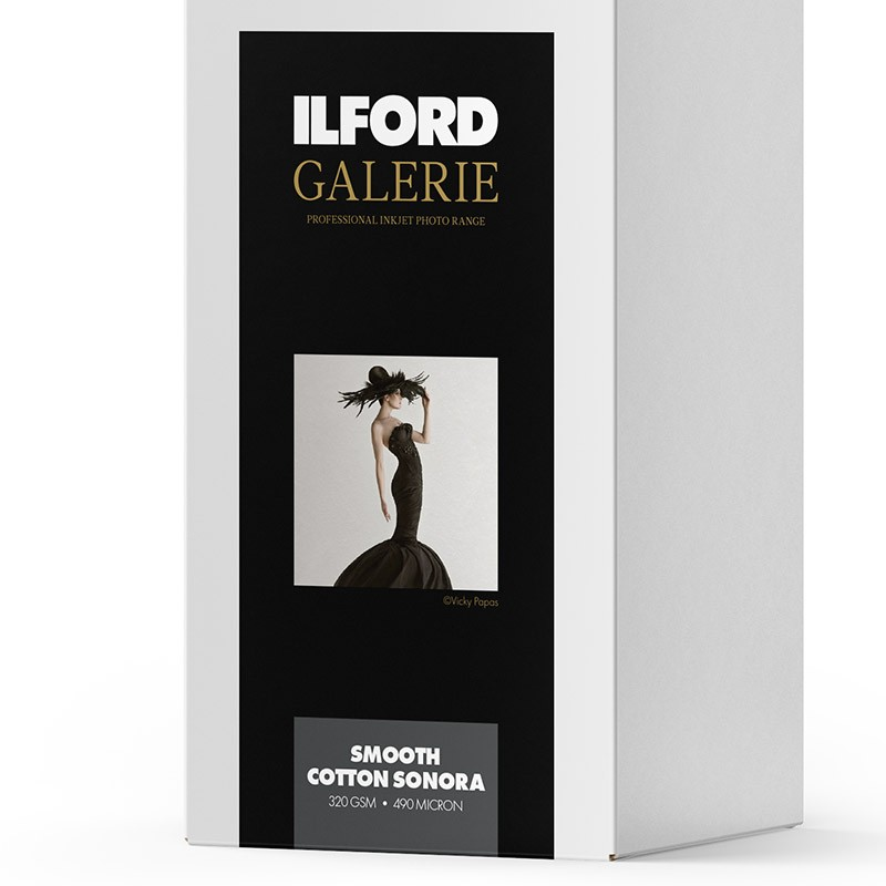 ILFORD GALERIE Smooth Cotton Sonora, 127 cm x 15 m