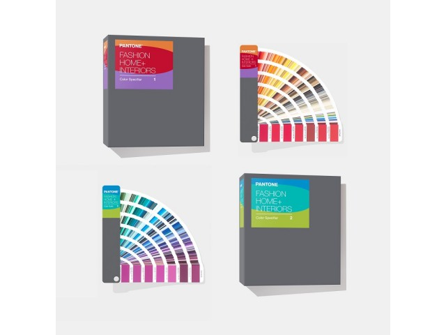 PANTONE FHI Color Specifier   Guide Set