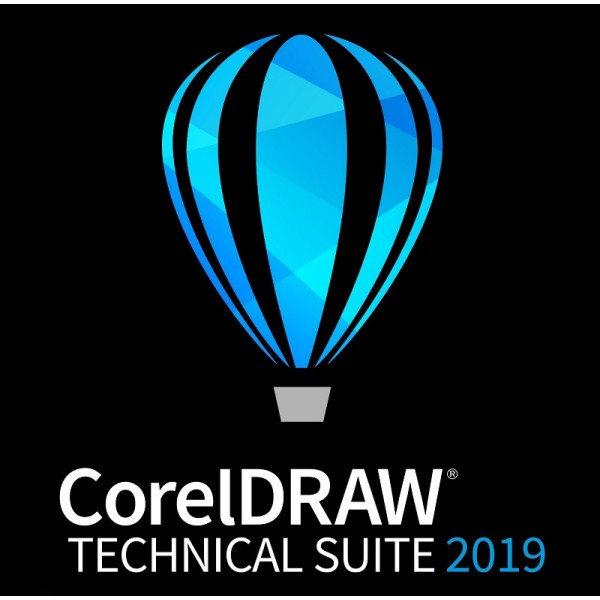 CorelDRAW Technical Suite 2019 Business Single User Upgrade License