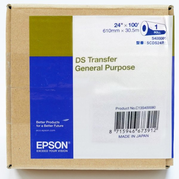 Epson DS Transfer General Purpose 61 cm x 30,5 m