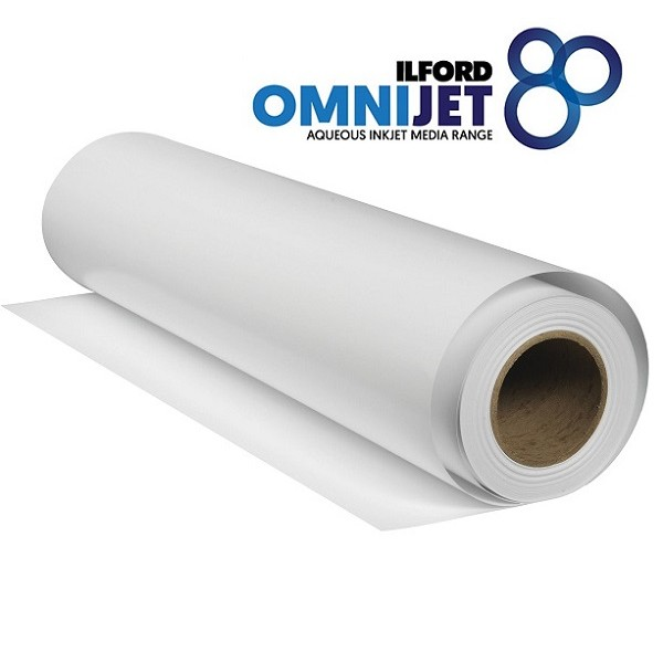 ILFORD OMNIJET Canvas Matt 345, 61,0 cm x 15 m