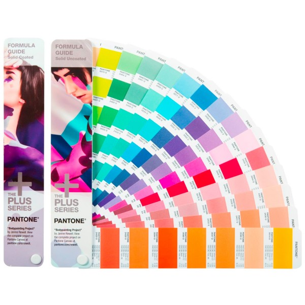 PANTONE Plus FORMULA GUIDES Solid Coated & Uncoated