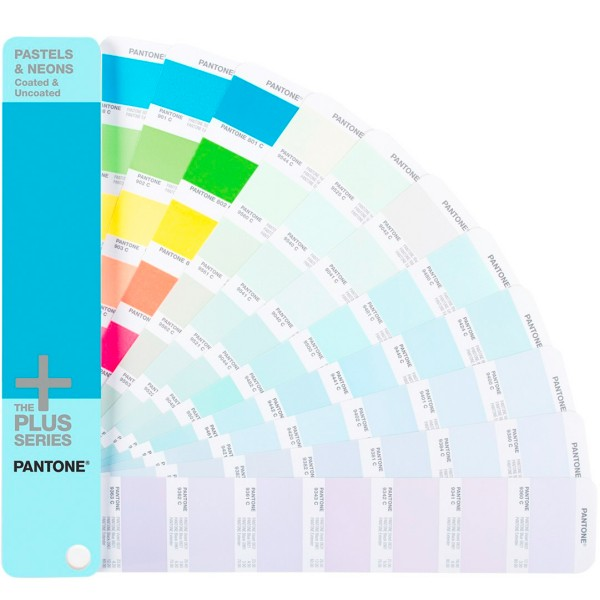 PANTONE Plus Pastels and Neons coated & Uncoated