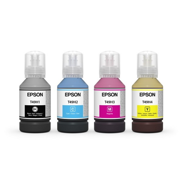 Epson črnilo T49H1, 140 ml, black