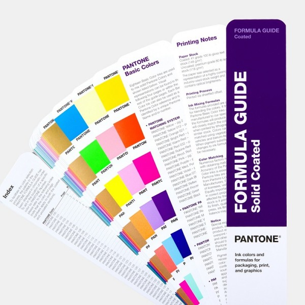 PANTONE FORMULA GUIDES Solid Coated & Uncoated