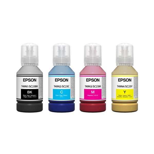 Epson črnilo T49N1, 140 ml, black