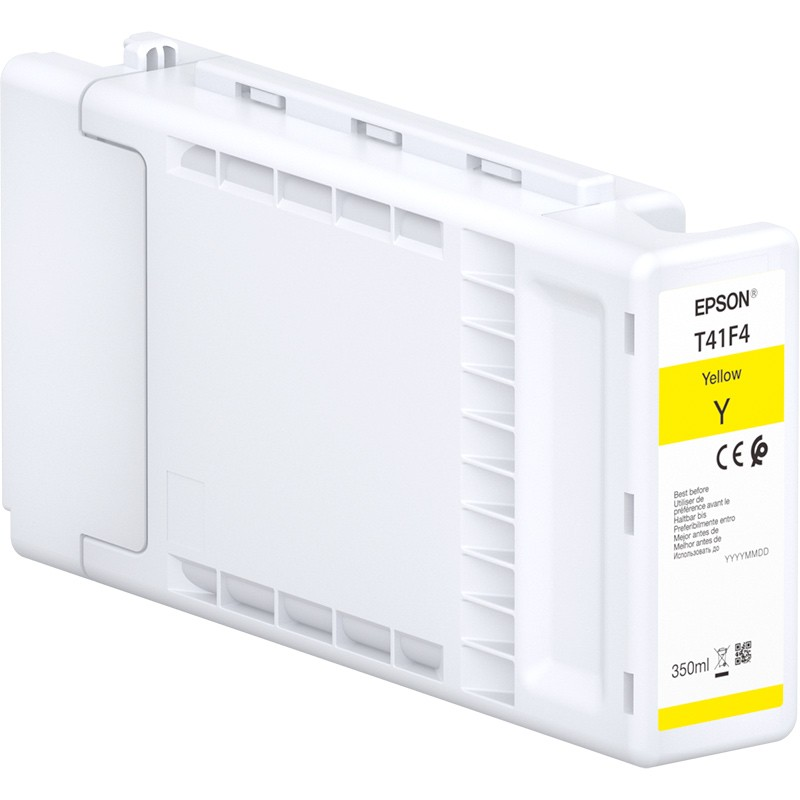 Epson črnilo T41F4, 350 ml, yellow